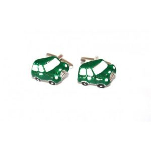 gemelos mini verde