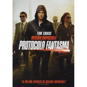 MISION IMPOSIBLE: PROTOCOLO FANTASMA