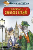 Geronimo Stilton: Las aventuras de Sherlock Holmes