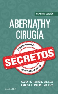 Abernathy. Cirugía. Secretos