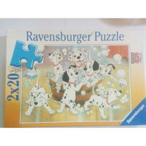 Puzzles dalmata