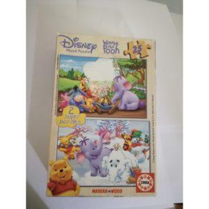Puzzles Winniw the pooh