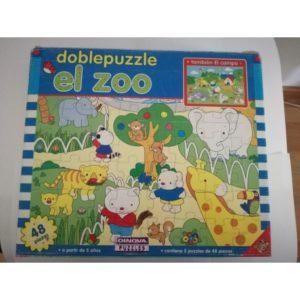 Puzzles el zoo