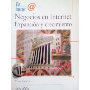 Negocios en Internet Expansión y crecimiento