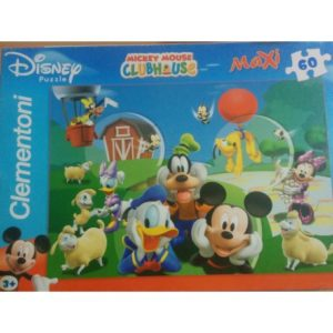 Puzzle Mickey Mouse