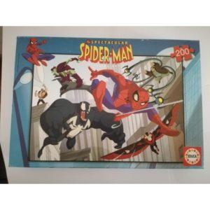Puzzle Spider-Man
