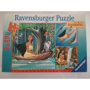 Puzzles Pocahontas