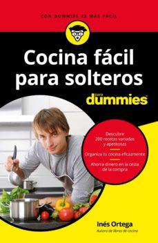 Cocina fácil para solteros