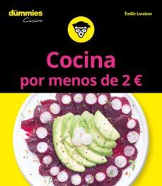 Cocina por menos de 2 euros