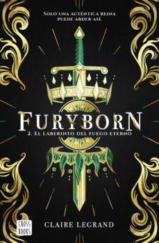 Furyborn 2: El laberinto del fuego eterno
