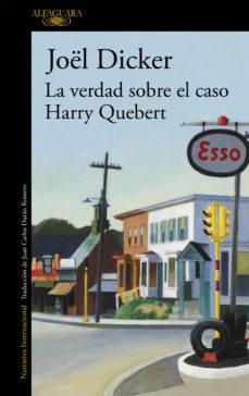La verdad sobre el caso Harry Quevert