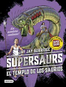 Supersaurs: El templo de los saurios