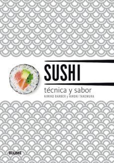 Sushi: Técnica y sabor