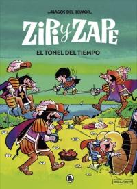 Zipi & Zape: El tonel del tiempo