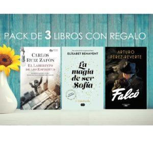 Pack libros smartwatch regalo