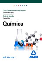 Prueba Libre Título Bachillerato - Química