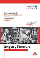 Lengua Española Acceso Grado Superior