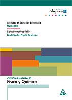 Ciencias Naturales Ciclos Formativos de Fp